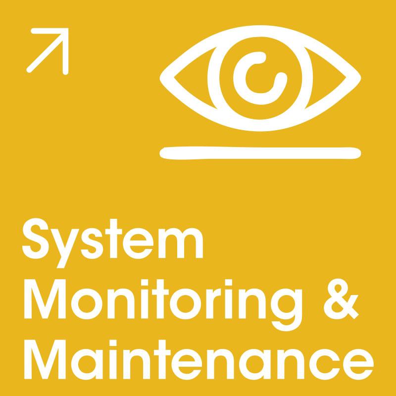 System Monitoring & Maintenance